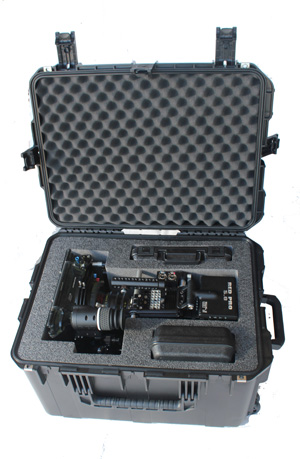 Red camera masked NAB