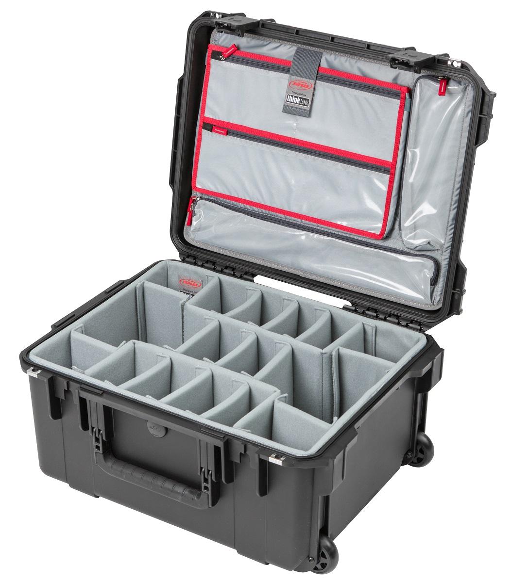 SKB Cases 5DV-201510PT Think Tank Professional Camera Case Black//Gray