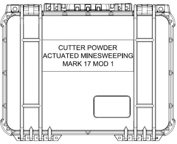 Cutter Label Layout Image